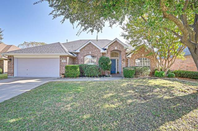 2206 Laura Elizabeth Trail, Mansfield, TX 76063 (MLS #14471560) :: Potts Realty Group