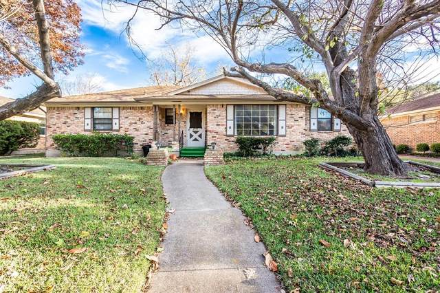 8472 Suncrest Drive, Dallas, TX 75228 (MLS #14471594) :: The Kimberly Davis Group