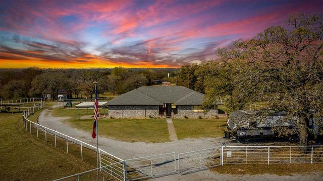 113 Woodland Trail, Weatherford, TX 76085 (MLS #14471598) :: The Kimberly Davis Group