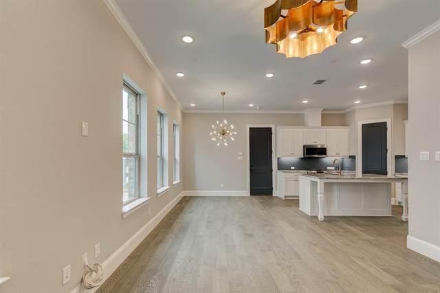 303 Sunset Lane #104, Fort Worth, TX 76114 (MLS #14471628) :: Real Estate By Design