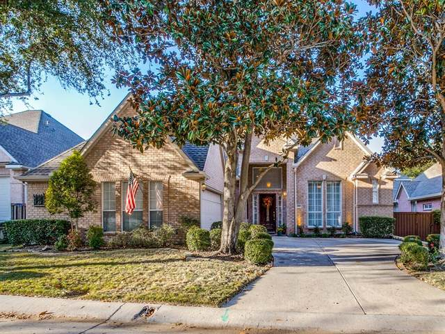 1003 Lake Point Circle, Mckinney, TX 75072 (MLS #14471633) :: Premier Properties Group of Keller Williams Realty