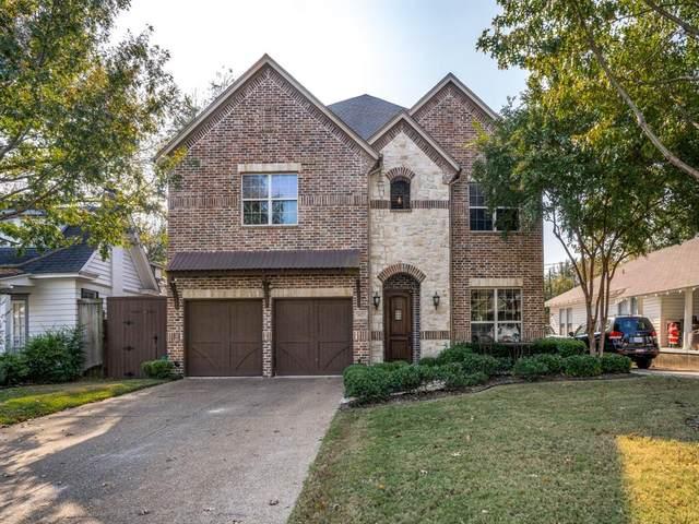 5820 Prospect Avenue, Dallas, TX 75206 (MLS #14471645) :: The Kimberly Davis Group