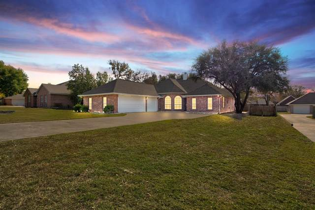 307 Sunrise Drive, Granbury, TX 76049 (MLS #14471647) :: The Kimberly Davis Group