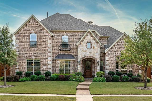 3945 Chevy Chase Lane, Frisco, TX 75033 (#14471712) :: Homes By Lainie Real Estate Group