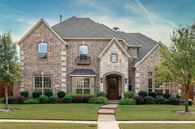 3945 Chevy Chase Lane, Frisco, TX 75033 (MLS #14471712) :: The Kimberly Davis Group