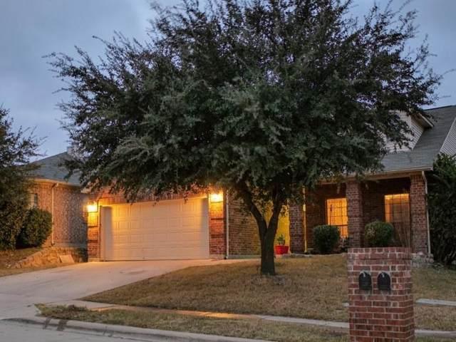 1160 Kachina Lane, Fort Worth, TX 76052 (MLS #14471741) :: Robbins Real Estate Group