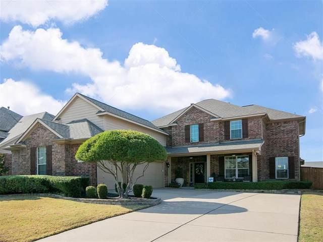 9621 Delmonico Drive, Fort Worth, TX 76244 (MLS #14471804) :: Real Estate By Design