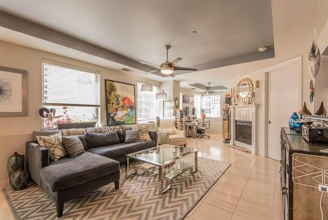 1505 Elm Street #802, Dallas, TX 75201 (MLS #14471827) :: The Mauelshagen Group