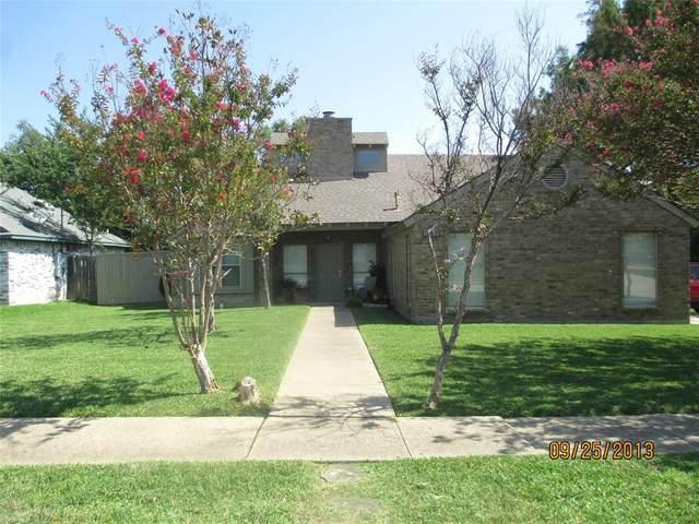 2162 Mesa Wood Drive, Glenn Heights, TX 75154 (MLS #14471842) :: The Paula Jones Team | RE/MAX of Abilene