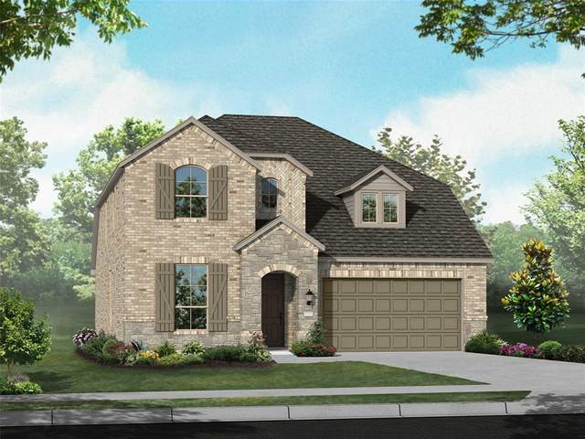 1236 Thrasher Drive, Little Elm, TX 75068 (MLS #14471870) :: The Tierny Jordan Network