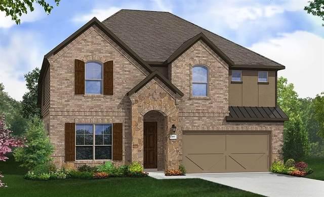 2821 Willow Lane, Melissa, TX 75454 (MLS #14471891) :: The Paula Jones Team | RE/MAX of Abilene
