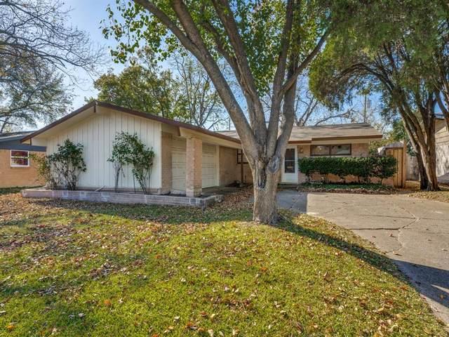 2909 Talisman Drive, Dallas, TX 75229 (MLS #14471907) :: Robbins Real Estate Group