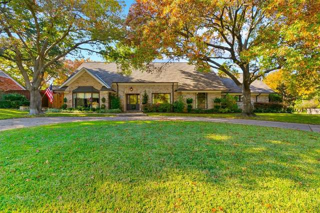 3600 Overton Park Drive W, Fort Worth, TX 76109 (#14471910) :: Homes By Lainie Real Estate Group