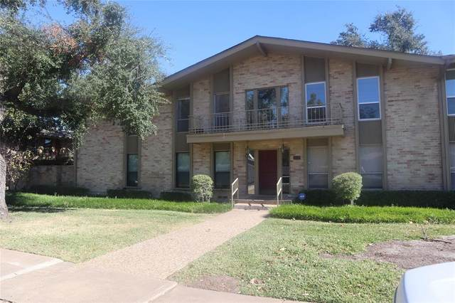 11310 Park Central Place C, Dallas, TX 75230 (MLS #14471913) :: The Hornburg Real Estate Group
