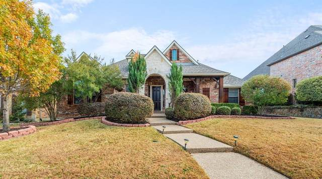 2335 Wild Forest Circle, Lewisville, TX 75056 (MLS #14471941) :: The Mitchell Group