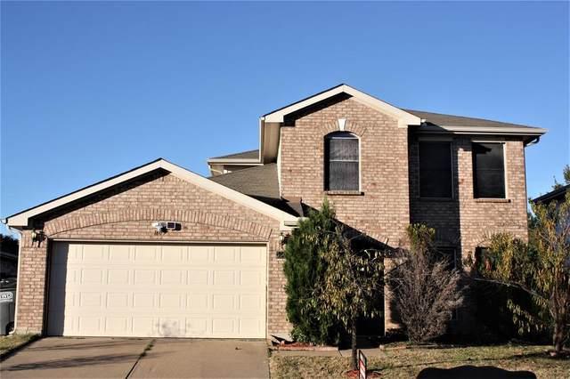1605 Forest Oaks Way, Little Elm, TX 75068 (MLS #14471943) :: The Kimberly Davis Group