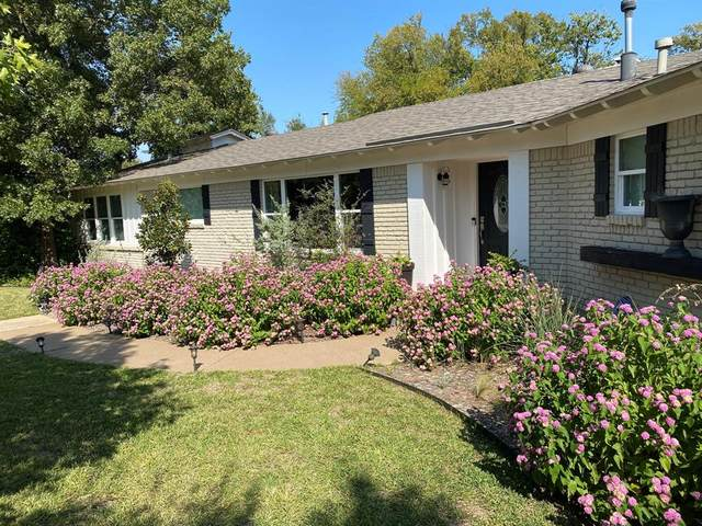 4625 Hildring Drive E, Fort Worth, TX 76109 (MLS #14471960) :: Keller Williams Realty