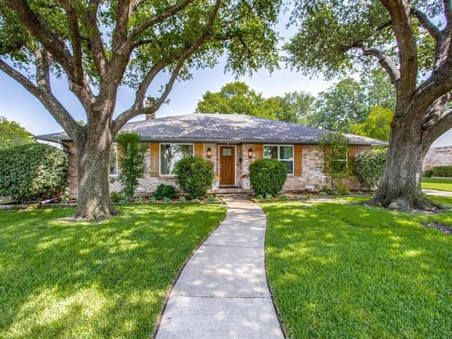 12041 Loch Ness Drive, Dallas, TX 75218 (MLS #14471997) :: Robbins Real Estate Group
