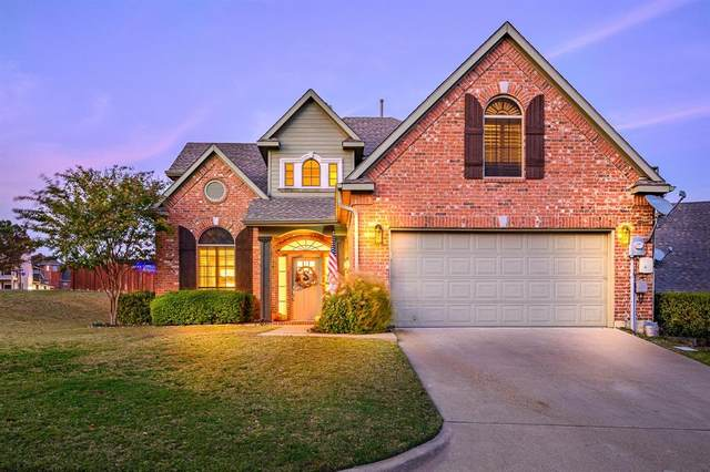 301 Valiant Drive, Rockwall, TX 75032 (MLS #14472009) :: The Mauelshagen Group