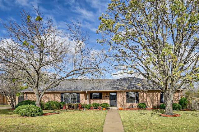 1604 Northwood Boulevard, Corsicana, TX 75110 (MLS #14472017) :: Real Estate By Design
