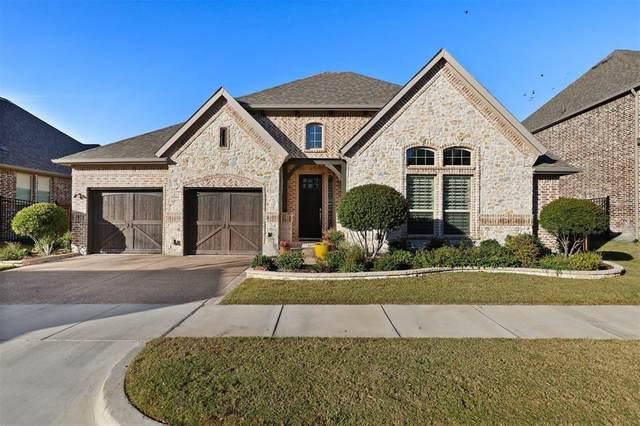 1115 Prairie Ridge Lane, Arlington, TX 76005 (MLS #14472038) :: The Mauelshagen Group