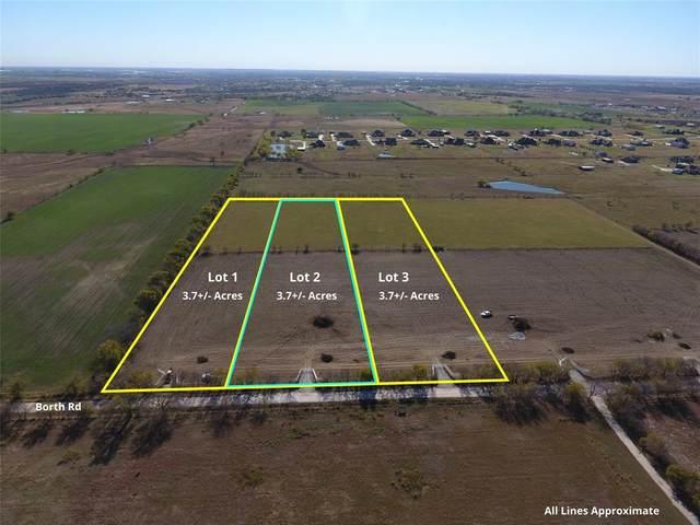 Lot 2 Borth, Krum, TX 76249 (MLS #14472062) :: Trinity Premier Properties