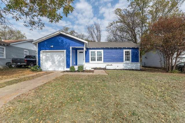 4329 Strong Avenue, Fort Worth, TX 76105 (MLS #14472071) :: The Heyl Group at Keller Williams