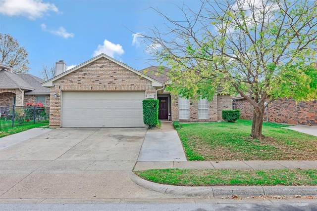 8540 Mystic Trail, Fort Worth, TX 76118 (MLS #14472072) :: Real Estate By Design