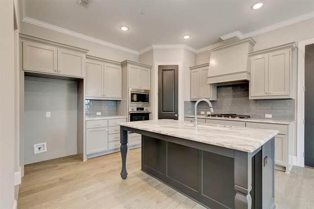 307 Sunset Lane #101, Fort Worth, TX 76114 (MLS #14472079) :: Real Estate By Design