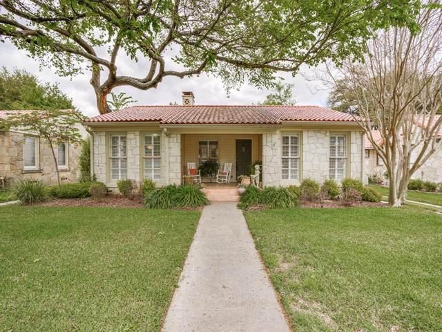 6125 Martel Avenue, Dallas, TX 75214 (MLS #14472080) :: Real Estate By Design