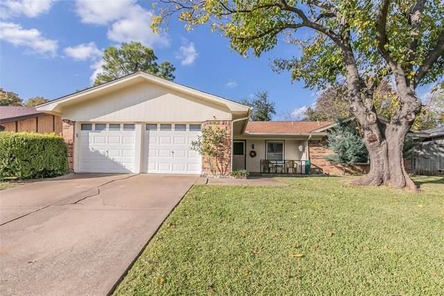 6749 Fair Meadows Drive, North Richland Hills, TX 76182 (MLS #14472090) :: Keller Williams Realty