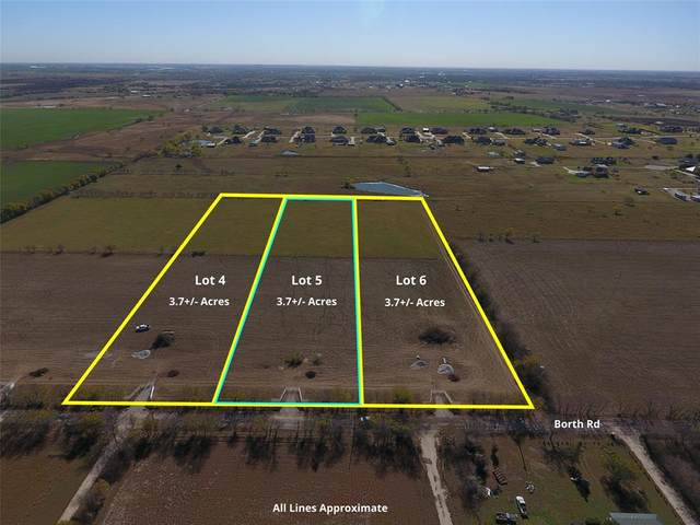 Lot 5 Borth, Krum, TX 76249 (MLS #14472096) :: Trinity Premier Properties
