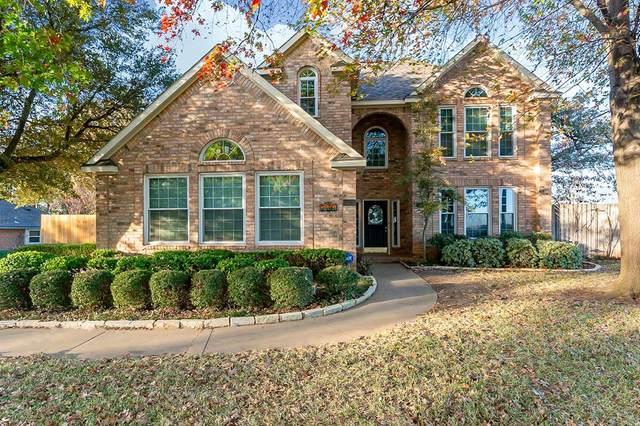 3401 Blue Forest Drive, Arlington, TX 76001 (MLS #14472097) :: The Mauelshagen Group
