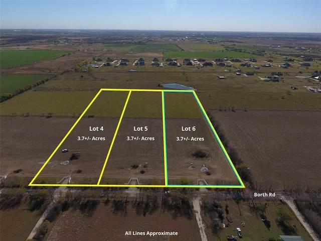 Lot 6 Borth, Krum, TX 76249 (MLS #14472108) :: Trinity Premier Properties
