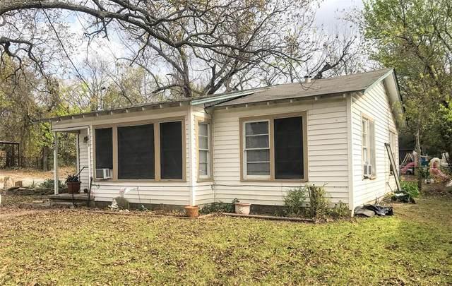 1316 Madison Street, Weatherford, TX 76086 (MLS #14472110) :: Premier Properties Group of Keller Williams Realty