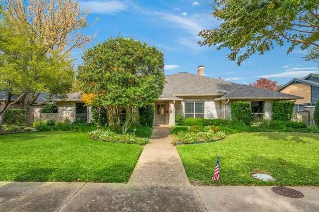 4219 High Star Lane, Dallas, TX 75287 (MLS #14472120) :: Real Estate By Design
