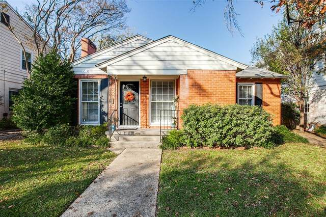 4016 Lovers Lane, University Park, TX 75225 (MLS #14472129) :: Keller Williams Realty