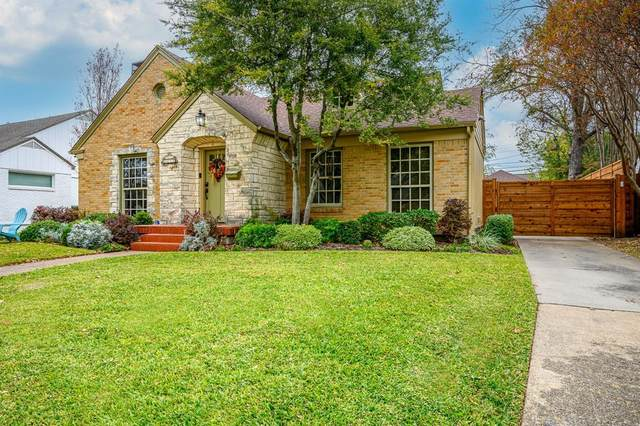 6045 Anita Street, Dallas, TX 75206 (MLS #14472154) :: The Kimberly Davis Group