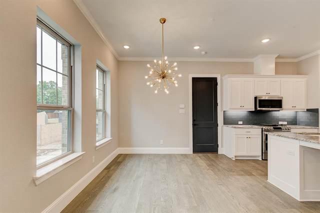 307 Sunset Lane #104, Fort Worth, TX 76114 (MLS #14472174) :: Real Estate By Design