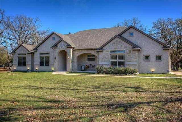 7301 Sandy Lake Road, Quinlan, TX 75474 (MLS #14472225) :: The Rhodes Team