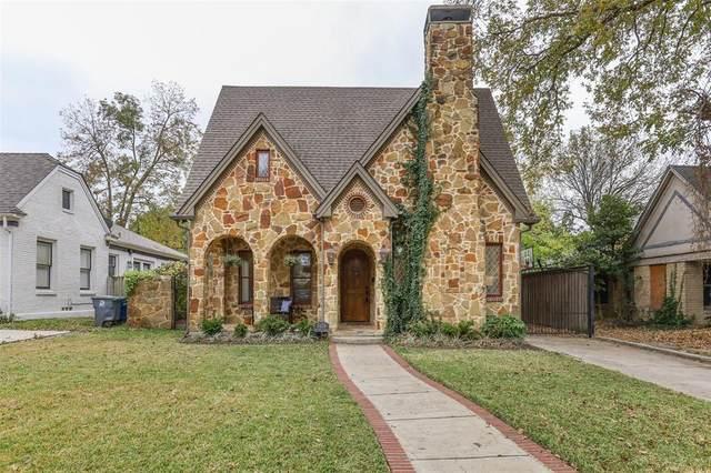 5126 Ridgedale Avenue, Dallas, TX 75206 (MLS #14472261) :: The Kimberly Davis Group