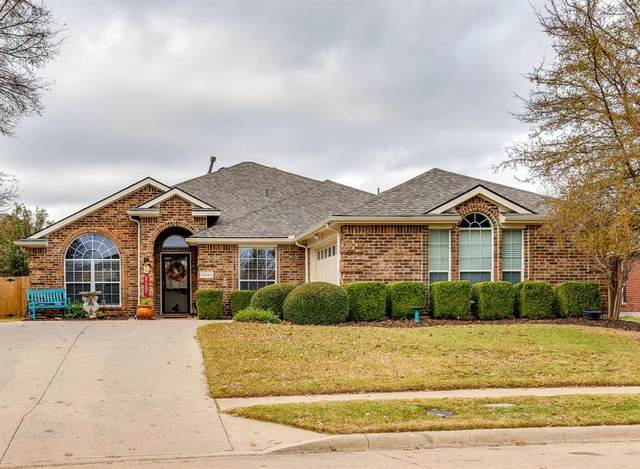 12223 Latigo Drive, Frisco, TX 75035 (MLS #14472269) :: Real Estate By Design