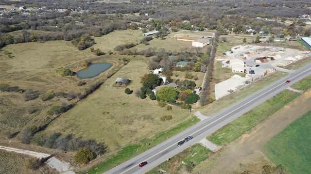 11244 E Fm 917, Alvarado, TX 76009 (MLS #14472275) :: The Kimberly Davis Group