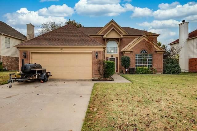 127 Browning Lane, Grand Prairie, TX 75052 (MLS #14472282) :: EXIT Realty Elite