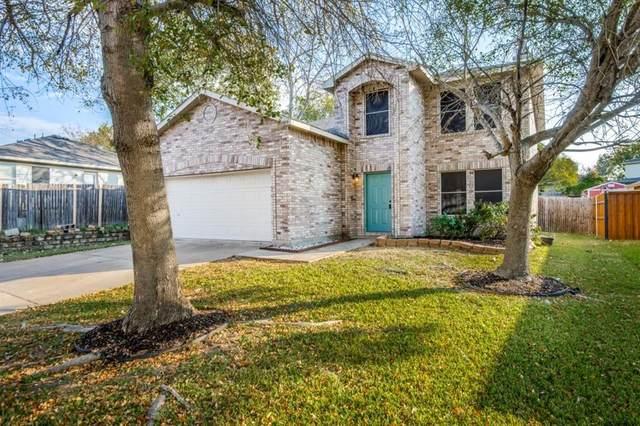 8009 Canoe Ridge Lane, Denton, TX 76210 (#14472283) :: Homes By Lainie Real Estate Group
