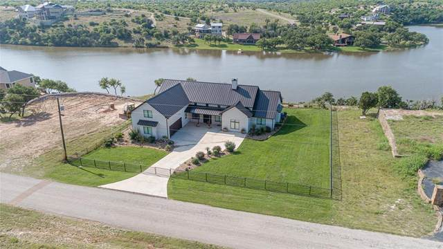 7033 Hells Gate Loop, Possum Kingdom Lake, TX 76475 (MLS #14472285) :: The Kimberly Davis Group