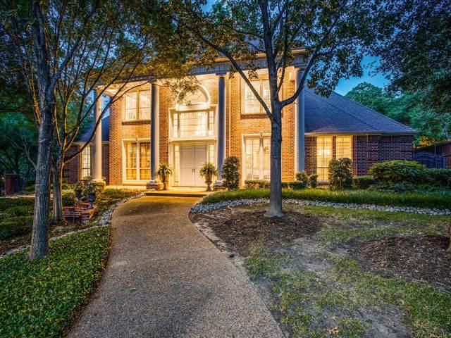 803 Huntington Court, Southlake, TX 76092 (MLS #14472318) :: EXIT Realty Elite