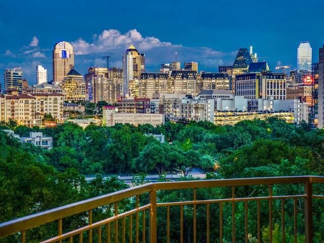 2828 Hood Street #804, Dallas, TX 75219 (MLS #14472372) :: The Hornburg Real Estate Group