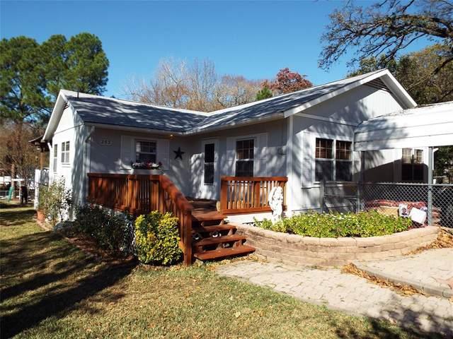 253 Southlake Drive, Gun Barrel City, TX 75156 (MLS #14472379) :: All Cities USA Realty