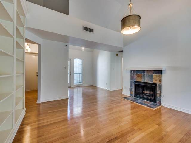 3105 San Jacinto Street #316, Dallas, TX 75204 (MLS #14472380) :: Premier Properties Group of Keller Williams Realty